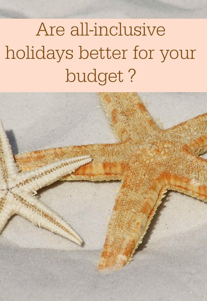 Are you looking to save money on your holiday  or wanting a frugal vacation this year. All inclusive holidays – better for the budget? Are all inclusive holidays cheaper ? We examine the pros and cons of all inclusive and have a look if this really is a way to travel on a budget