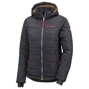 Let varm jakke fra Didriksons - Model: Brooke Girl's puff jacket.