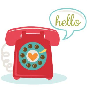 Image result for cute phone clipart