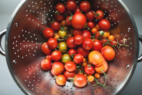 """make your own """"sun dried"""" tomatoes 