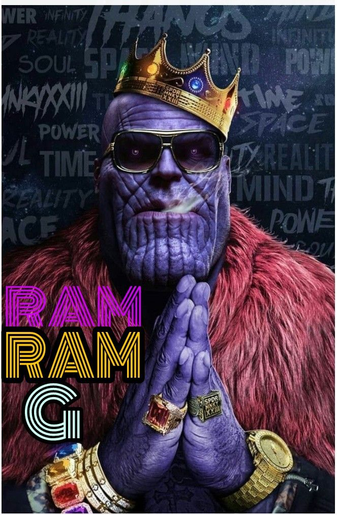 Thanos Ram Ram Ji Marvel Comics Wallpaper Avengers Wallpaper Marvel Wallpaper