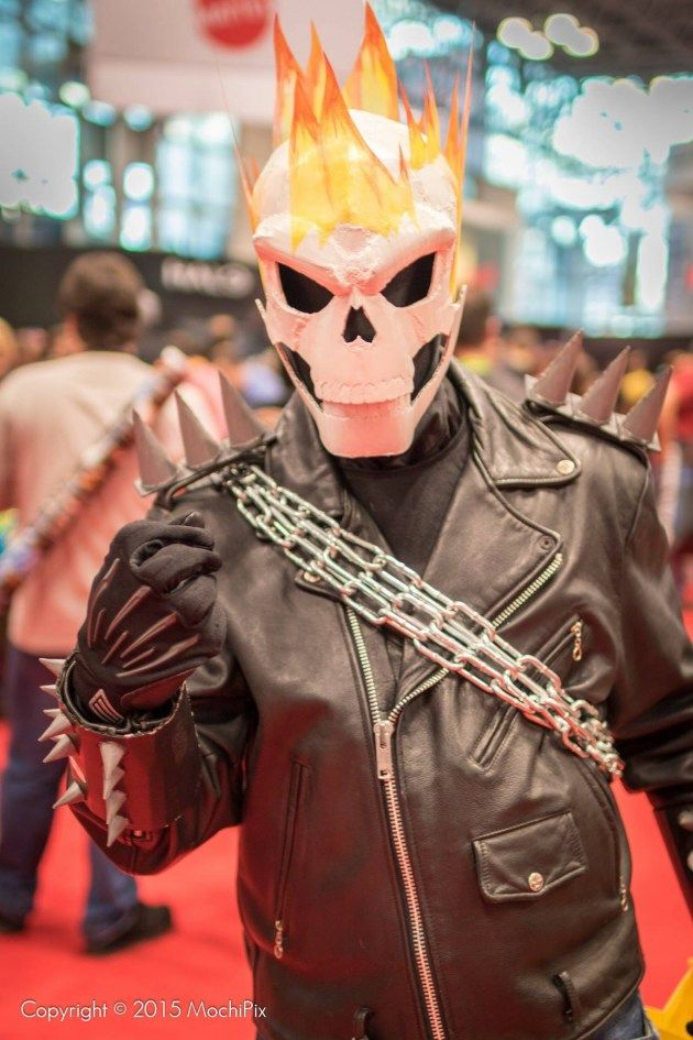 Ghost RIder Cosplay Ghost Rider Male Cosplays Ghost