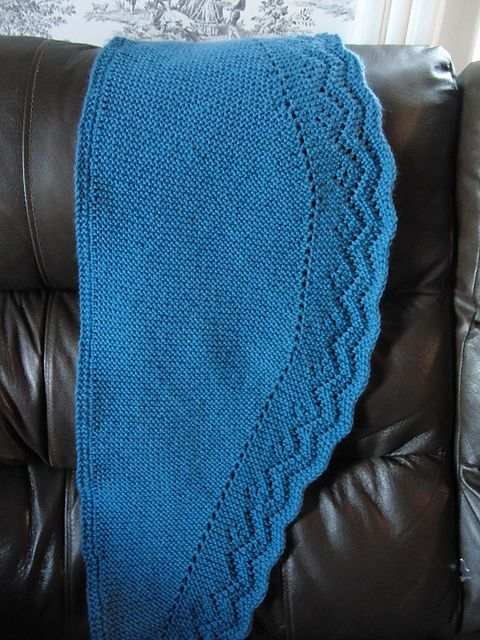 Free Pattern: Stepmother Scarf/Shawl by Paula Fletcher