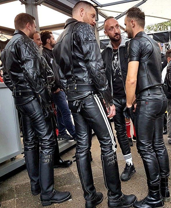 gay leather hotel in berlin