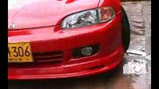 Honda Civic SI Hatchback