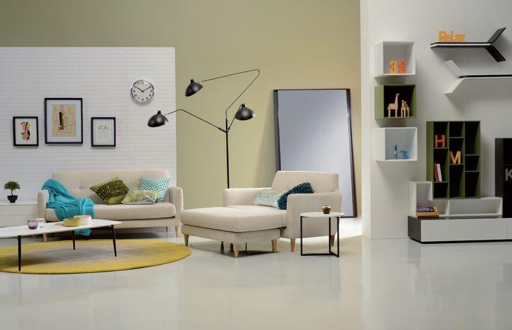 Living Room Setting 1