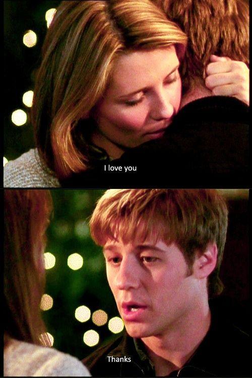 O melhor seriado de todos os tempos: The O.C. - Ryan and Marissa: I love you - Thanks