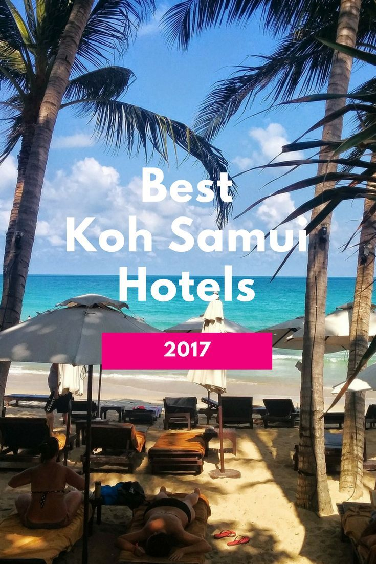 Best hotels koh samui from budget to luxury boutique to foodie orientated these hotels will give you wanderlust for your next vacation to thailand