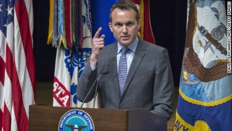 President Obama nominated Eric K. Fanning to be the secretary of the Army - potentially making him the first openly gay secretary in the U.S. Military branch.