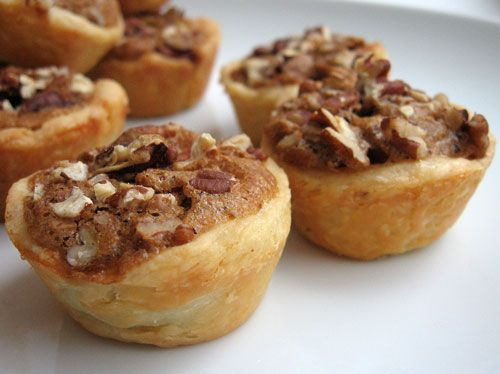 Pecan Tassies | Pies, Tarts & Cobblers | Pinterest