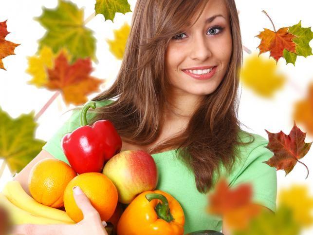 Фитнес-блог: Питание по сезону