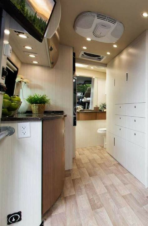 Luxury Campervan Rental for West Coast Road Trips from Palm Springs, California