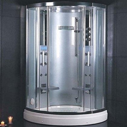 $2990 (CLICK IMAGE TWICE FOR UPDATED PRICING AND INFO) Steam Shower Unit With Steam Sauna Acupuncture Massage Cleaning Function Chromatherapy Lighting FM Radio 2 Folding Seats Ventilation Fan & 12 Body Massage - See More Steam Saunas at http://www.zbuys.com/level.php?node=5661=steam-saunas