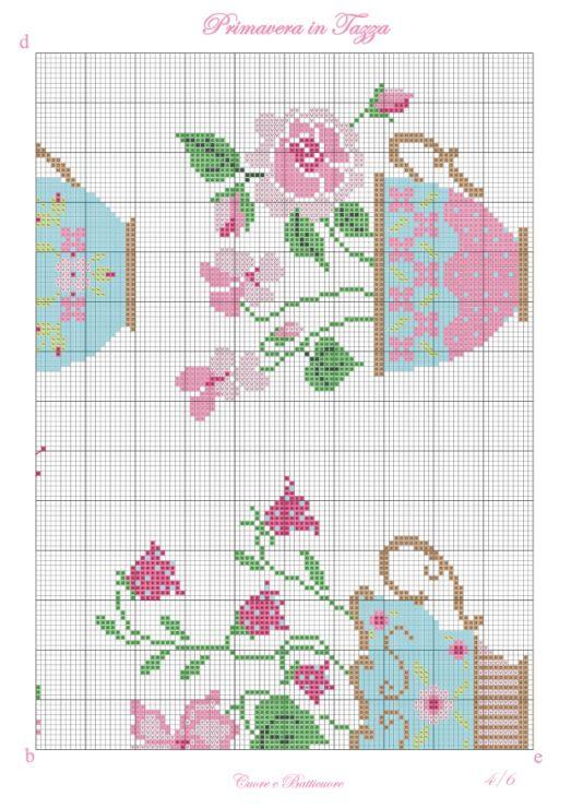 Gallery.ru / Primavera in Tazza Completo - Primavera in Tazza Completo - Marina-Melnik