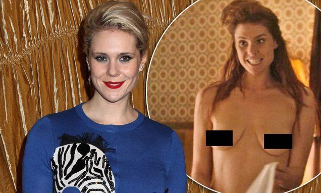 Kate Nash has admitted she felt 'empowered' by her much talked about nude scenes in the hit comedy, which was produced by Orange Is The New Black creator Jenji Kohan.