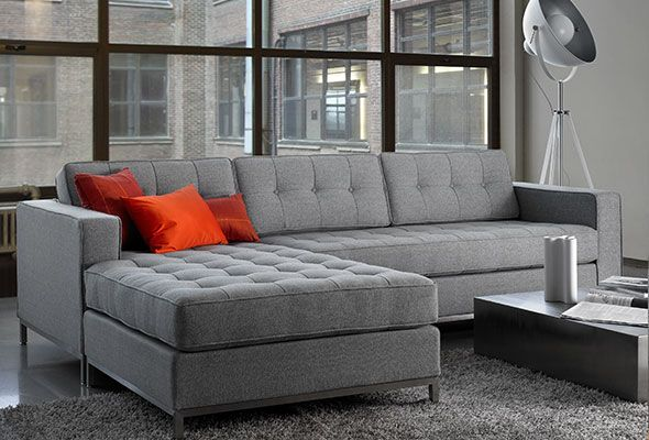 17 best images about big comfy couch on pinterest purple for Sofa sectionnel maison corbeil