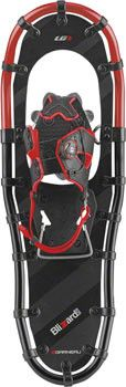 Louis Garneau Blizzard II Snowshoe: Black/Red 825
