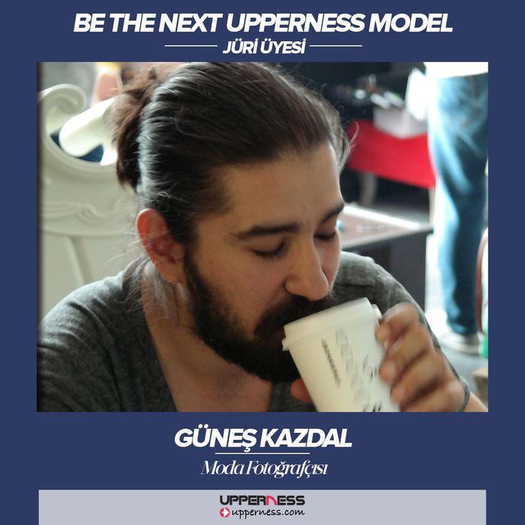 Upperness Jüri üyesi ve fotoğraf sanatçısı Günez Kazdan...