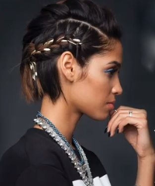 The 25 best tight side braid ideas on pinterest country the 25 best tight side braid ideas on pinterest country hairstyles faux side shave and side braid tutorial ccuart Gallery
