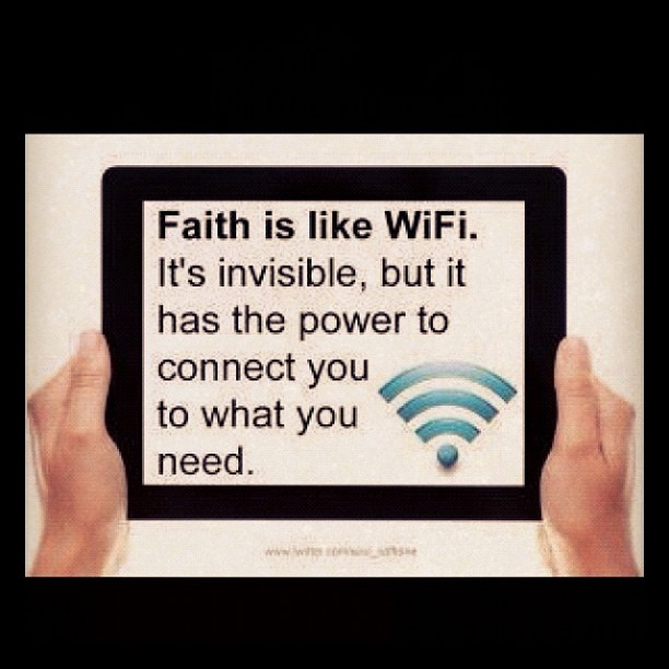 "But without faith it is impossible to please Him, for he who comes to God must believe that He is, and that He is a rewarder of those who diligently seek Him.(Hebrews 11:6) Now faith is the substance of things hoped for, the evidence of things not seen.(Hebrews 11 :1) ""What does the Bible say about faith?"" http://www.gotquestions.org/Bible-faith.html"