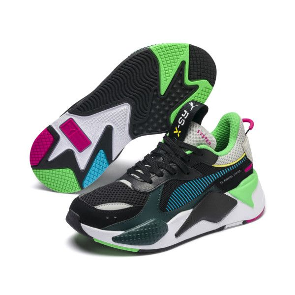 cd735a8d092 RS-X Toys Sneakers JR in 2019 | Shoes | Sneakers, Sneakers nike ...