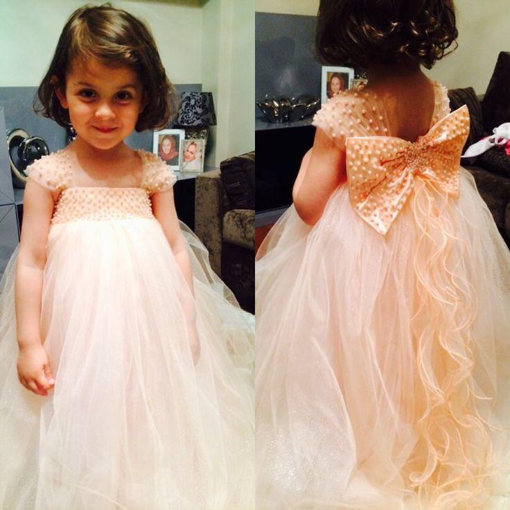Sare doğum elbisesi özel tasarım