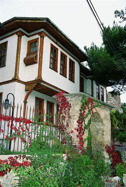 Amasya nice house. Turkey