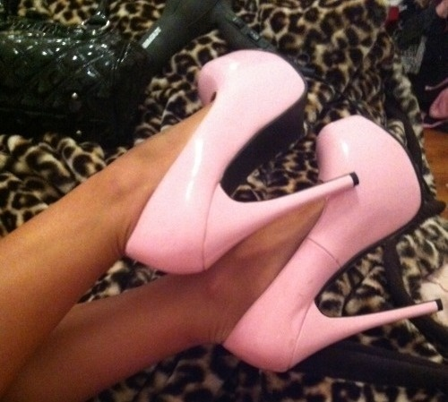 Shoes & The Color Pink!: Fashion, Style, Shoess, Pink Heels, Pink Pumps, Shoes 3, High Heels, Baby Pink, Shoes Shoes