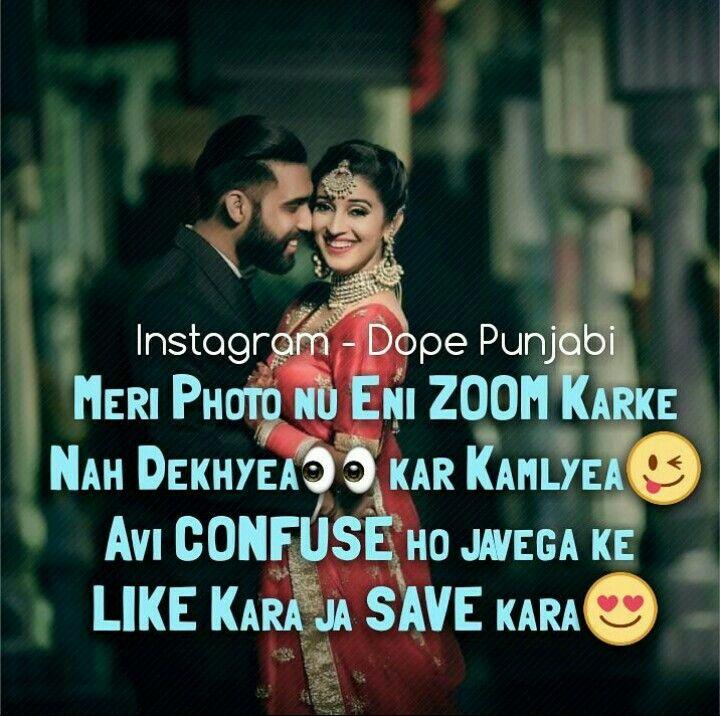 Punjabi Love Quotes on Pinterest Hindi love quotes, Punjabi quotes ...
