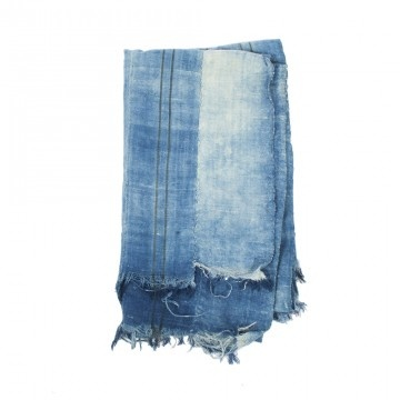 Vintage Mali Indigo. One of several one of a kind pieces