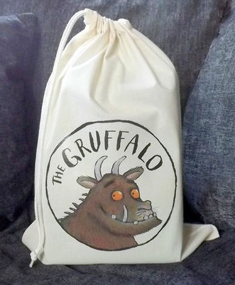 The Gruffalo Story Sack and resources. New to Ebay today!