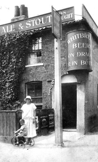 Lewisham - what a gem it was called Maid on the Mill