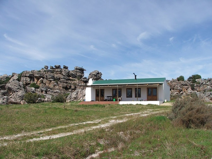 Rooibos Cottage in the Groot Winterhoek