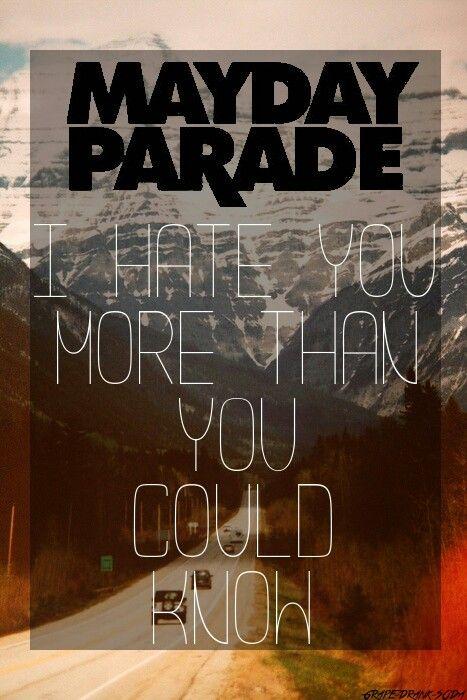 Mayday Parade - A Shot Across the Bow Lyrics | Musixmatch