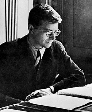 "Leningrad Symphony No. 7 in C Major, Op. 60: Symphony by Dmitry Shostakovich, known as ""Leningrad."" The work premiered informally on March 5, 1942, at a rural retreat by the Volga, where the composer and many of his colleagues..."