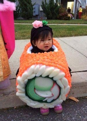 Sushi, polvo, Wally: 15 ideias de fantasias para o Carnaval das crianças - UOL…