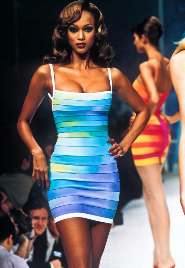 Tyra Banks (S/S 1995)
