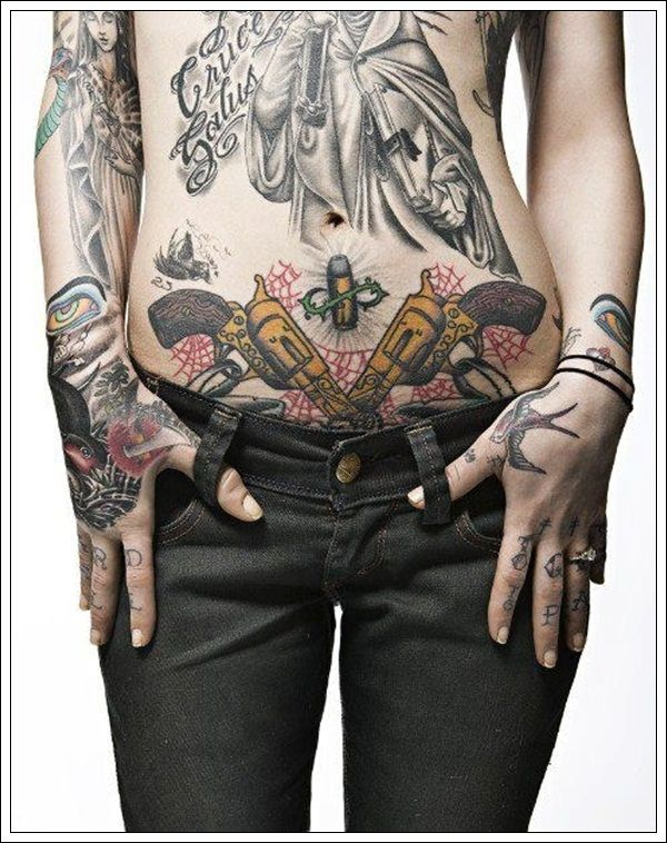 We have already write posts on reasonably tattoo Designs just for the inspiration of our guests and nowadays once more we tend to reaching to feature Full body tattoo designs  Embracing expressive style continues to be one amongst the predominant ways in which trendy people categorical themselves.