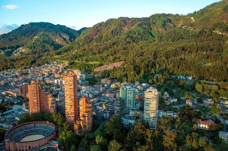 8. Bogotá, Colombia
