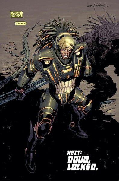 Warlock X Men