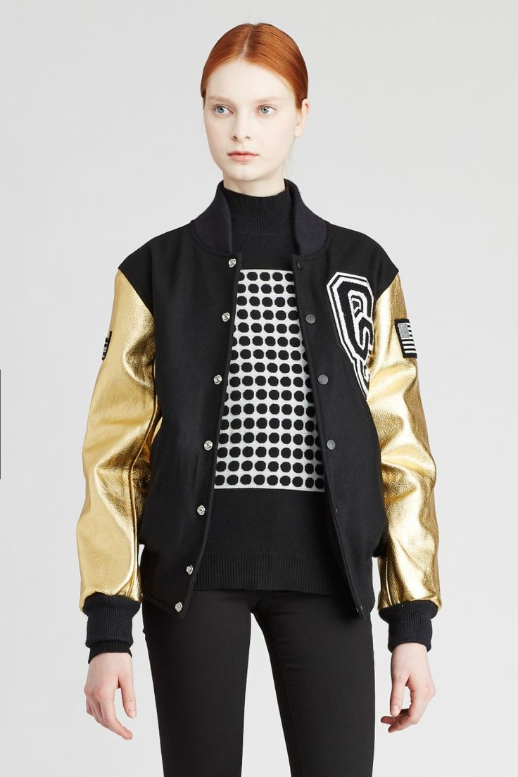 Womens Varsity Jacket 7
