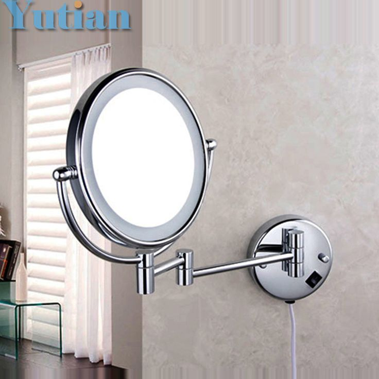 Free Shipping LED Light Makeup Mirrors 8