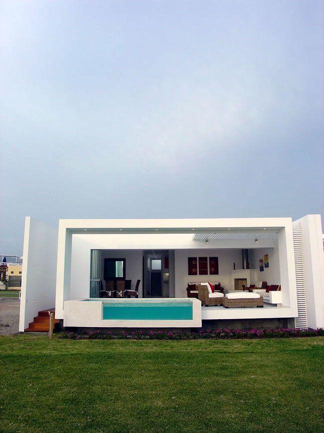 más de 25 ideas increíbles sobre casas frente al mar en pinterest