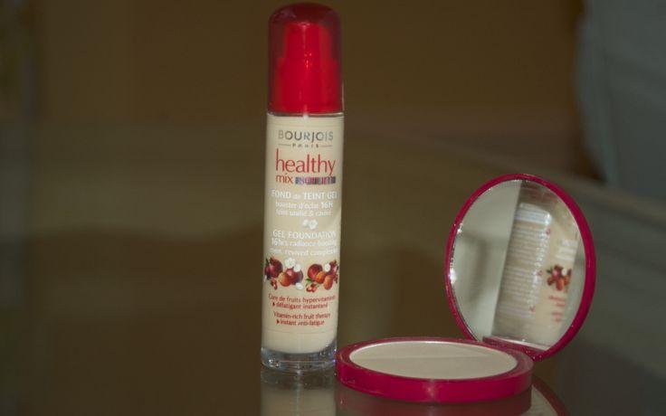 Bourjois Healthy Mix Serum Foundation Review http://emilykatedale.com/2014/10/09/review-bourjois-healthy-mix-serum-foundation/
