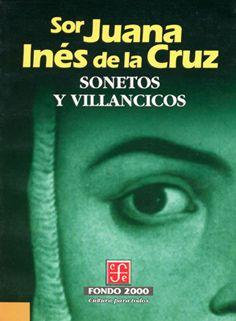 Sonetos y villancicos Cruz, sor Juana Inés de la
