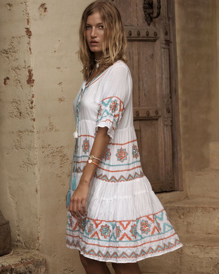 Ruby Yaya | Everyday wear #geometrics #mediterreneancolours #streetstyle