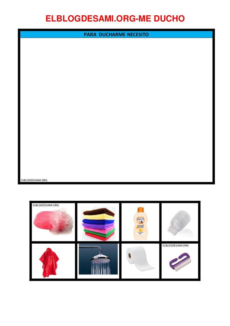 """Objetivo(s): Aprender el vocabulario básico sobre los objetos que necesitamos para el aseo personal relacionados con """"la ducha"""". … Leer más"""