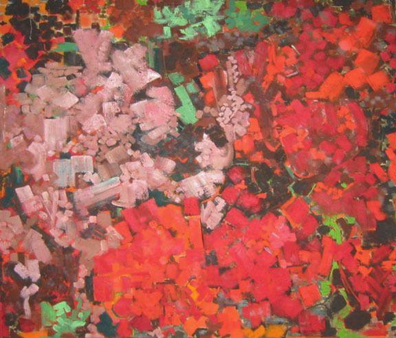 McCormick galérie | Autori | Lynne Drexler (1928 - 1999)