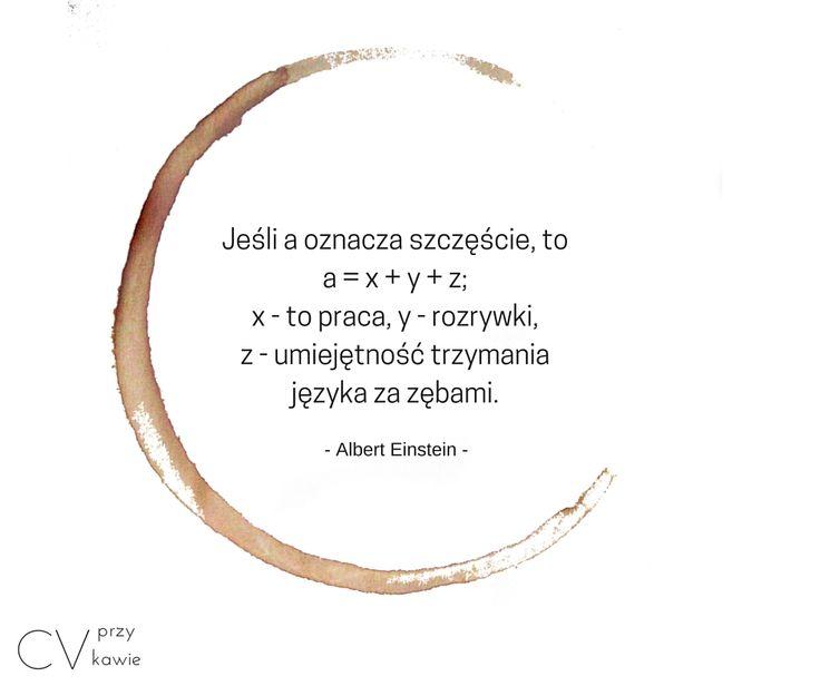 https://www.facebook.com/cvprzykawie/  #praca #kariera #cytaty #inspiracja