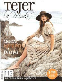 Tejer la Moda 113 - Alejandra Tejedora - Álbumes web de Picasa